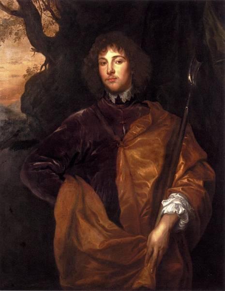 Dyck Anthony Van Portrait Of Philip Lord Wharton